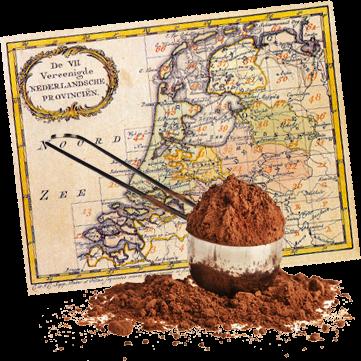 Von der Kakaobohne zum Pulver
