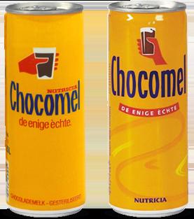 Chocomel wechselt die Seiten
