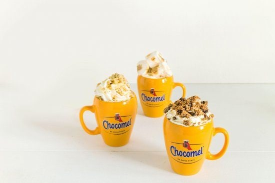 Go Loco mit Chocomel-Toppings