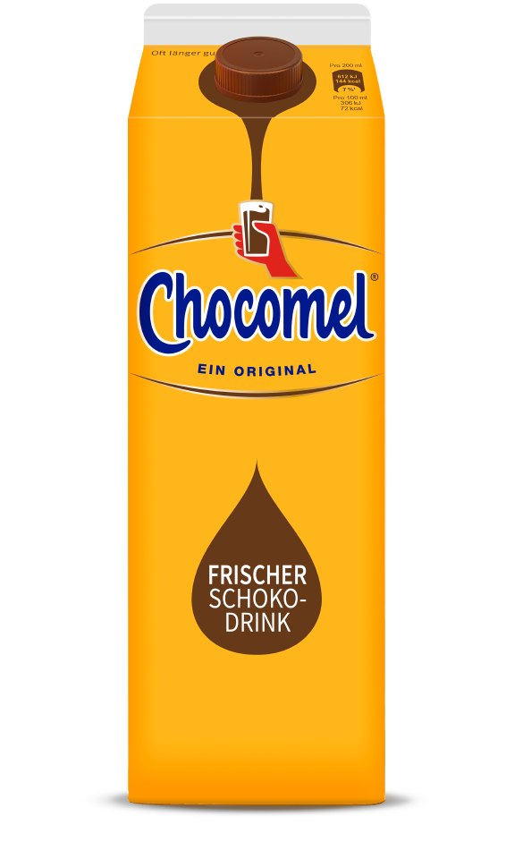 Chocomel Frisch TetraPak 1 l