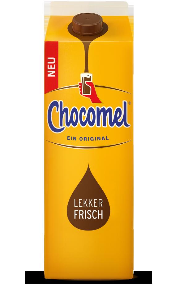 Mmmmh, lekker frisch! Genießer aufgepasst! Alles ist lekkerer mit Chocomel frisch aus dem Kühlregal: unwiderstehlich schokoladig und einzigartig im Geschmack. Eben typisch Chocomel! Ob eisgekühlt oder heiß mit Sahne – Chocomel schmeckt einfach immer!