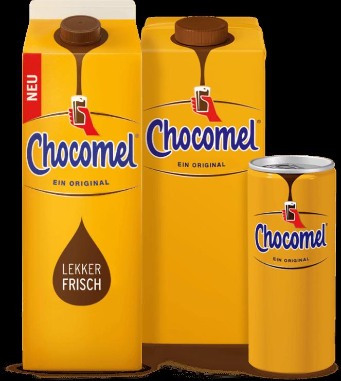 Chocomel Produkte