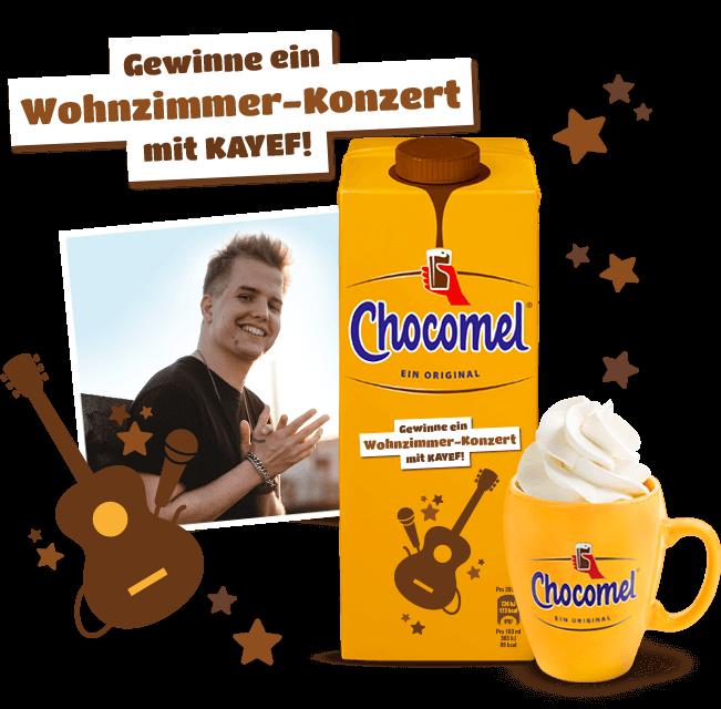 Gewinne ein Wohnzimmer-Konzert mit KAYEF!
