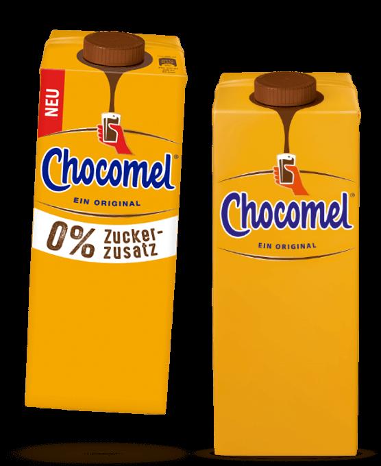 Chocomel 0% Zuckerzusatz